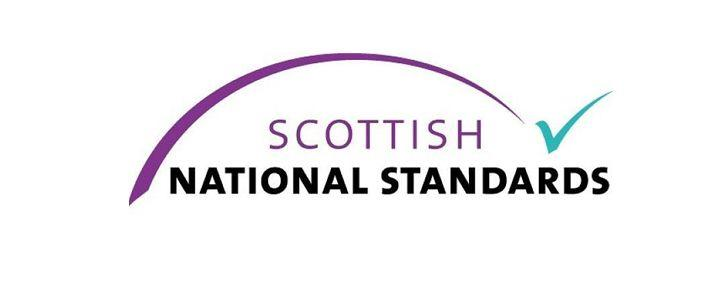 Scottish National Standards Logo